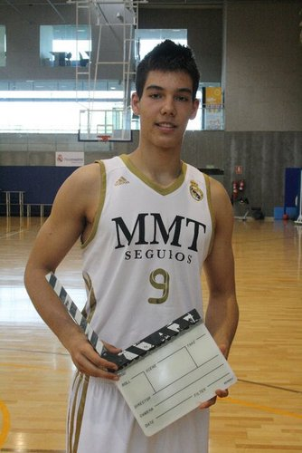 Willy Hernangómez hará la pretemporada con el Real Madrid ACB
