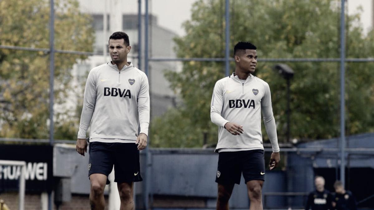 Cardona y Barrios retornan al campo de juego