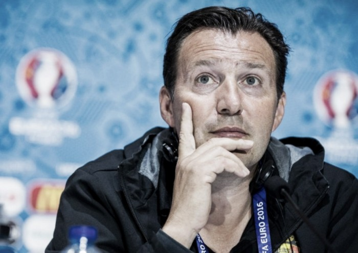 Belgium ready for warriors in opening game, says Wilmots