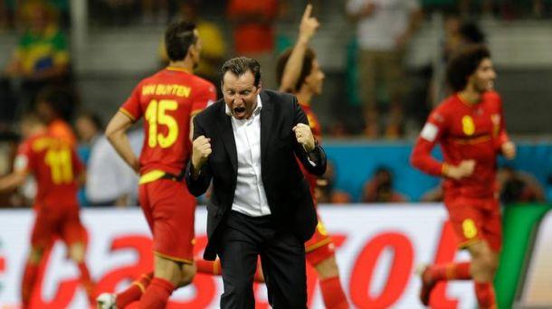 """Wilmots: """"L'Argentina non è solo Messi"""""""