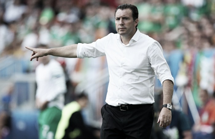 Belgium manager Marc Wilmots: I would rather face Spain or England in last 16 than Hungary
