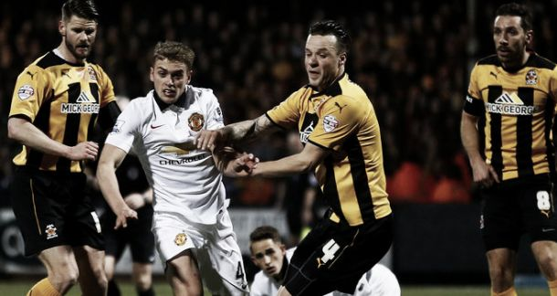 As It Happened: Manchester United 3-0 Cambridge UnitedLive Result and FA Cup Scores 2015
