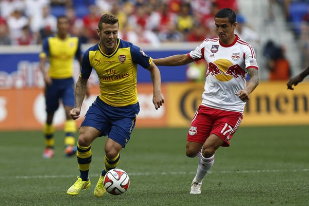 Can Jack Wilshere solve Arsenal's defensive midfield woes?