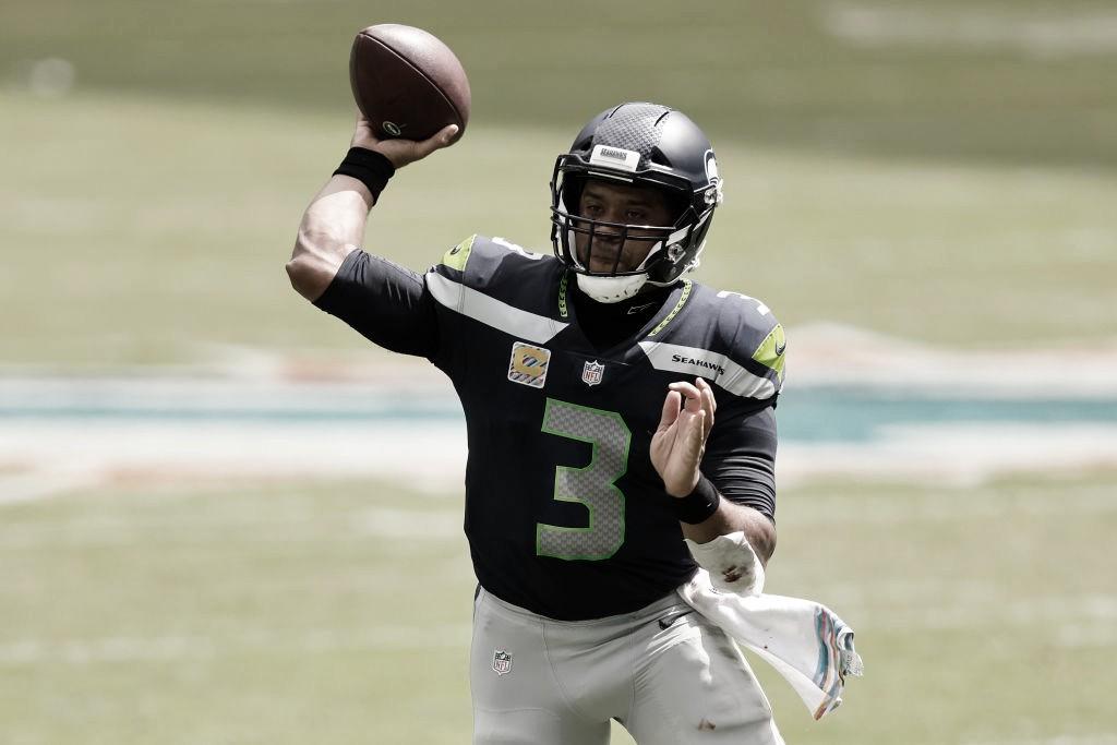 Russell Wilson assumiu a culpa por derrota do Seahawks ante o Cardinals (NFL/Divulgação)