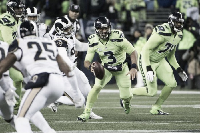 Seattle Seahawks clinch NFC West with blowout win over the Los Angeles Rams