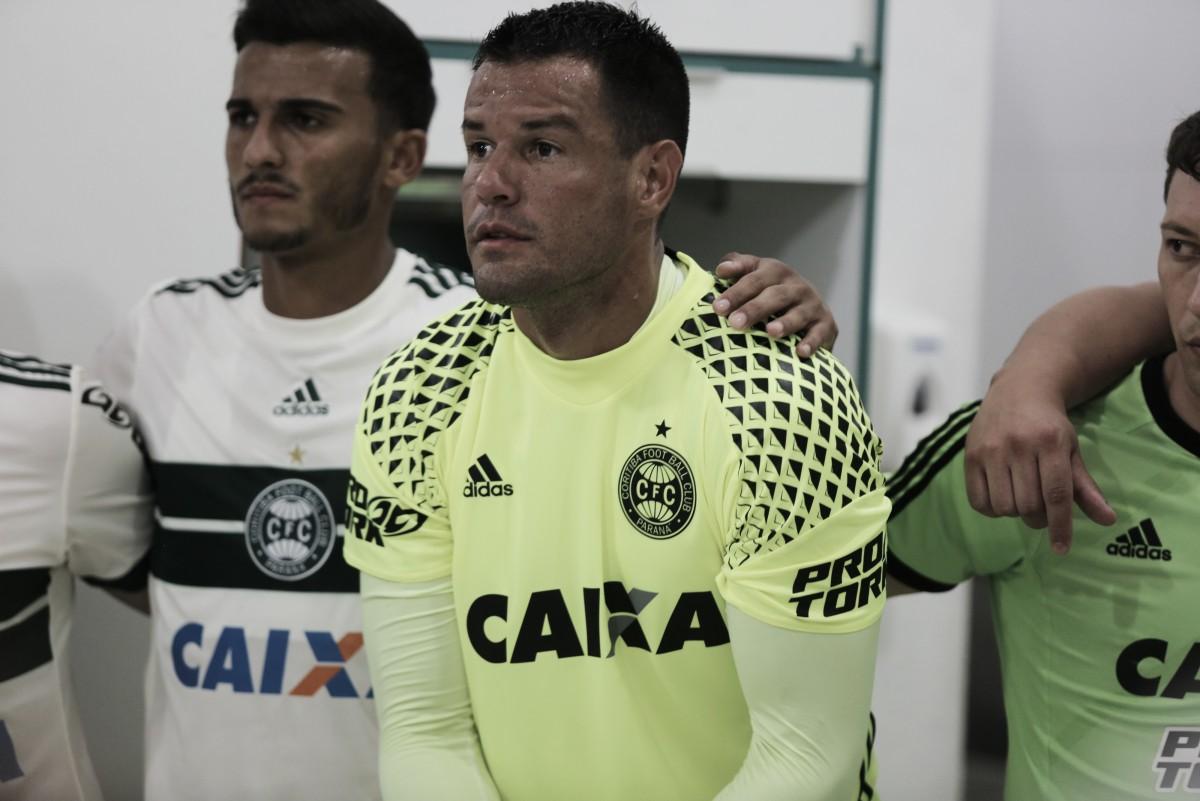 Em nono lugar na Série B, Wilson critica apatia do elenco do Coritiba após nova derrota fora de casa