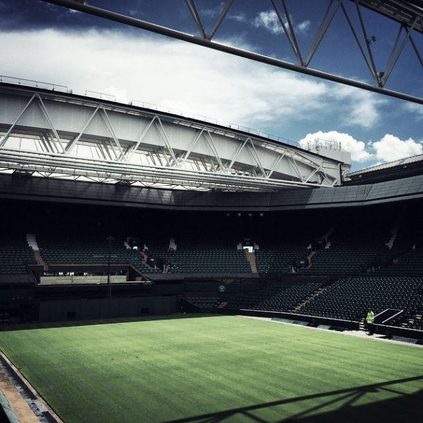 L'erba di Wimbledon rigenera il tennis