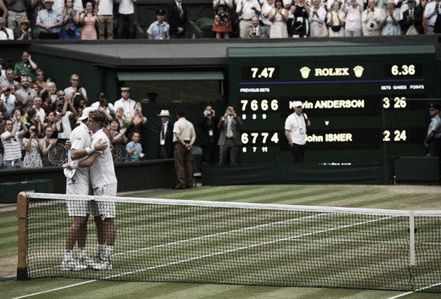 Adiós a los partidos largos: Wimbledon anunció que a partir de 2019 habrá tie-break en los sets decisivos