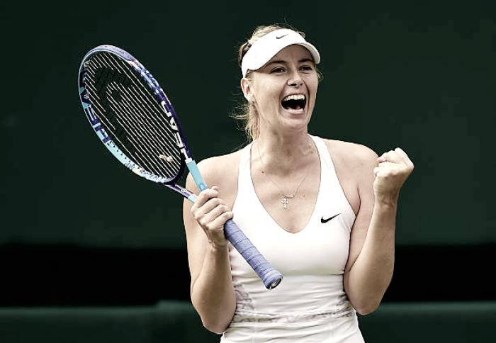 Maria Sharapova announces she will not request a Wimbledon wildcard
