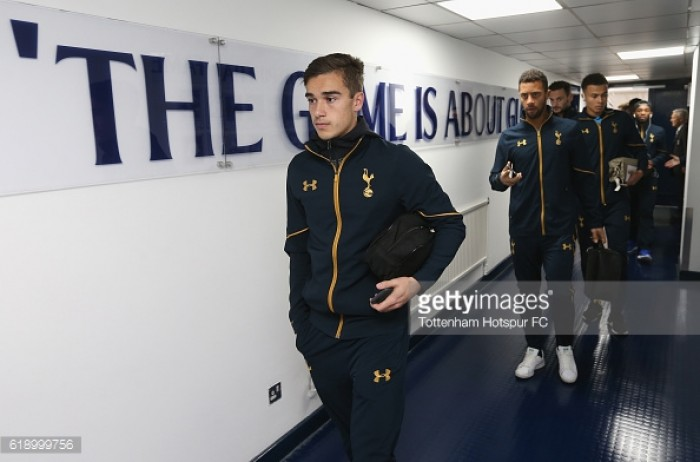Harry Winks driven on by Spurs' previous academy successes