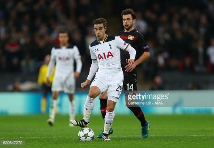 Harry Winks could be handed shock Premier League debut against Arsenal, reveals Pochettino