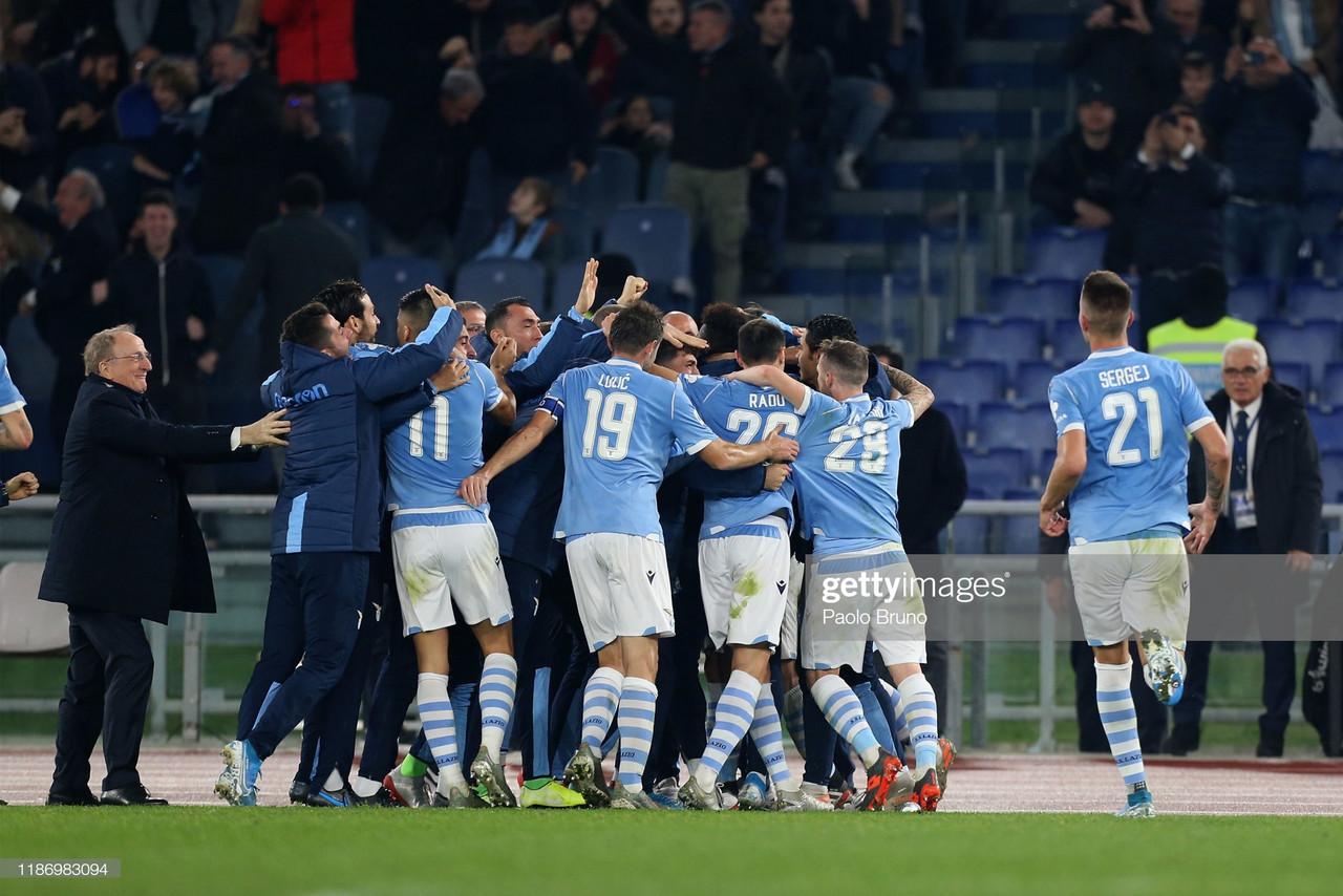 Lazio 3-1 Juventus: Lazio win to end Juventus' unbeaten streak