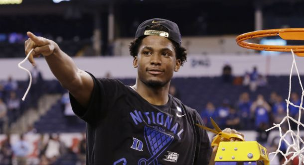 Duke's Justise Winslow Declares for NBA Draft