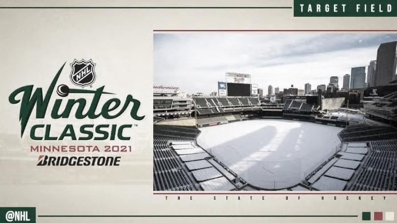 Minnesota Wild será la franquicia anfitriona del Winter Classic 2021