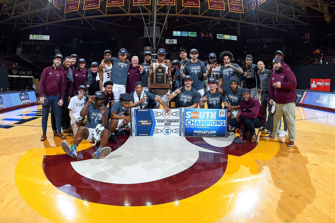 Big South championship game: Winthrop crushes Campbell to return to NCAA Tournament