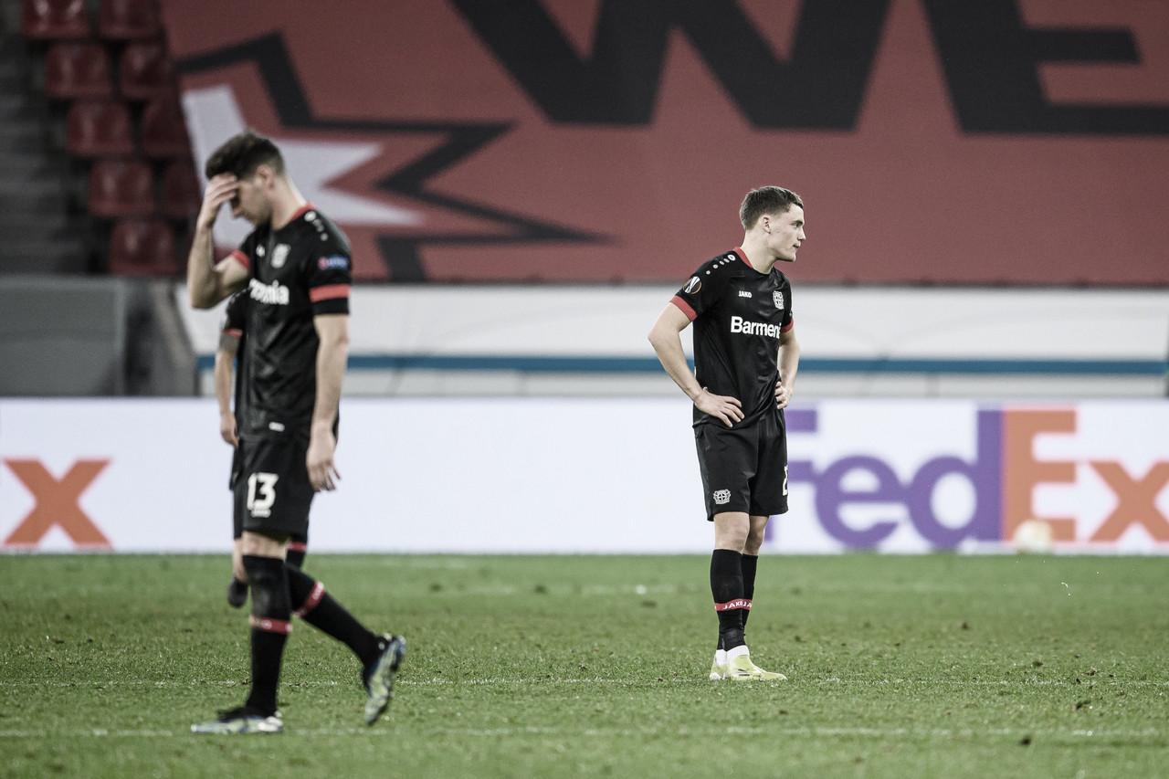 El fútbol alemán, KO en la Europa League