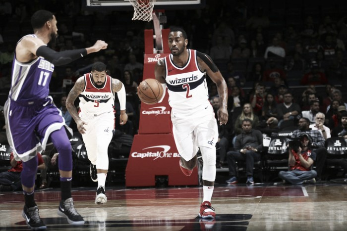 Wall fue el King en la victoria de Washington