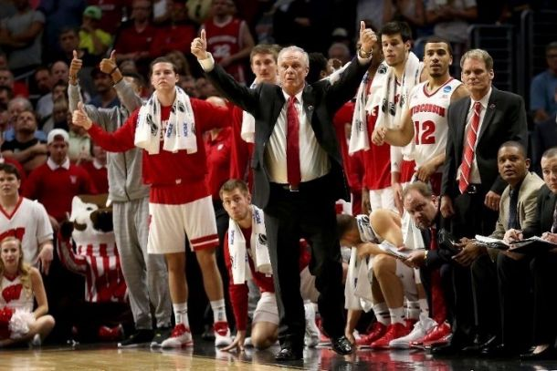 Wisconsin Badgers Hold On in Comeback Victory Over North Carolina To Become 'Elite'