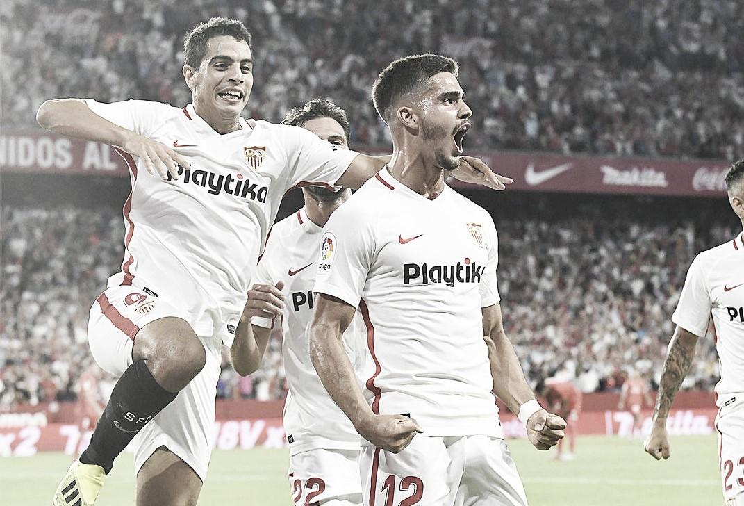 Anuario VAVEL Sevilla FC: delanteros que valen oro