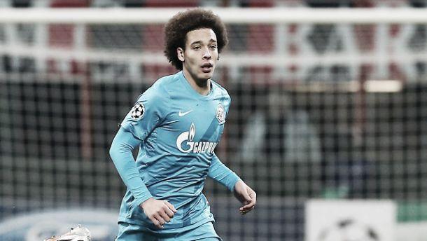 Witsel-Milan, trattativa partita per il centrocampista