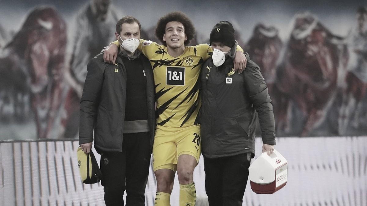 El Dortmund pierde a Witsel