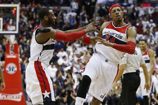 History Was Made: Wizards Sweep First Playoff Series In Franchise History