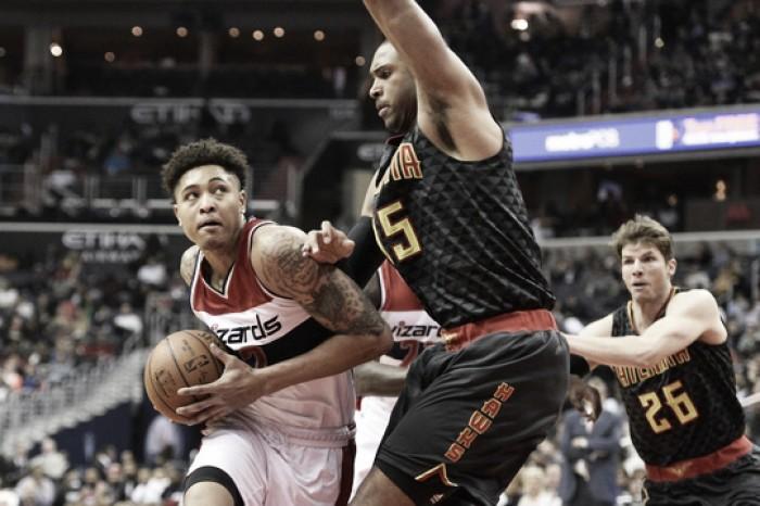 Washington Wizards end season with 109-98 win over Atlanta Hawks without John Wall