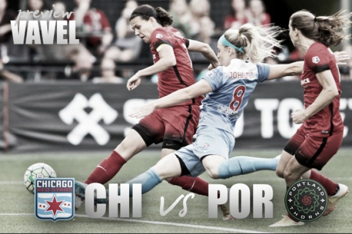 Portland Thorns vs Chicago Red Stars: Two playoff-bound teams face off