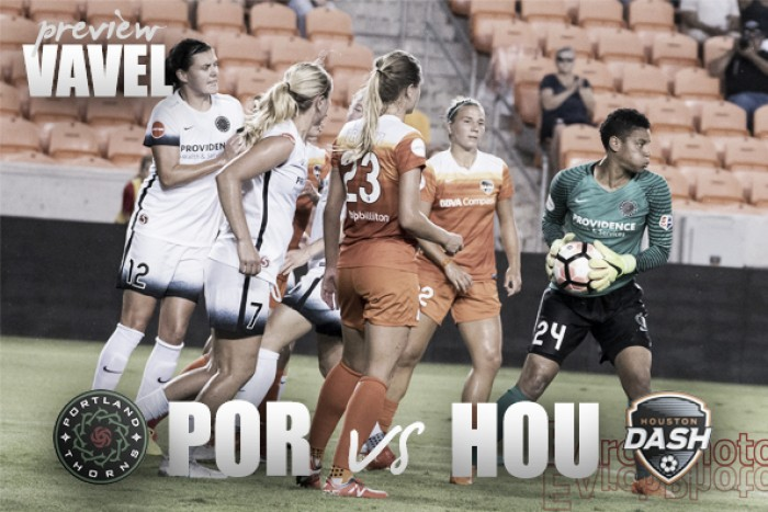 Portland Thorns vs Houston Dash preview: The fight for points