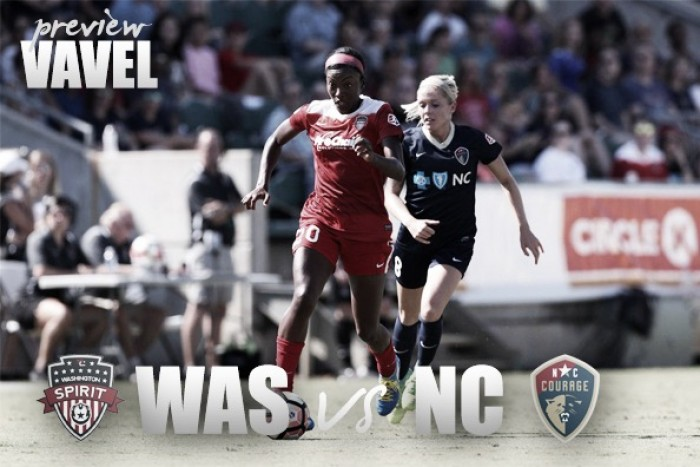Washington Spirit vs North Carolina preview: Courage must insure playoff performance with a win against Washington