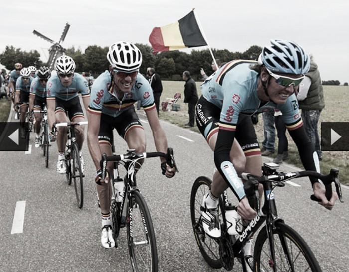 Mundial de Doha 2016: Bélgica, Van Avermaet y ocho más