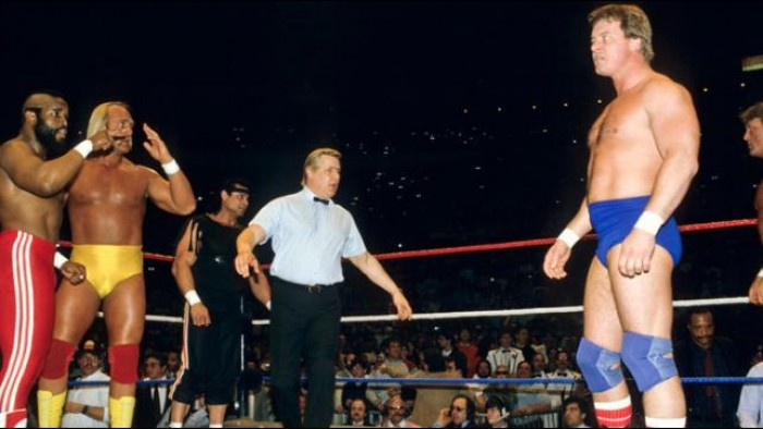 A Look Back At WrestleMania I