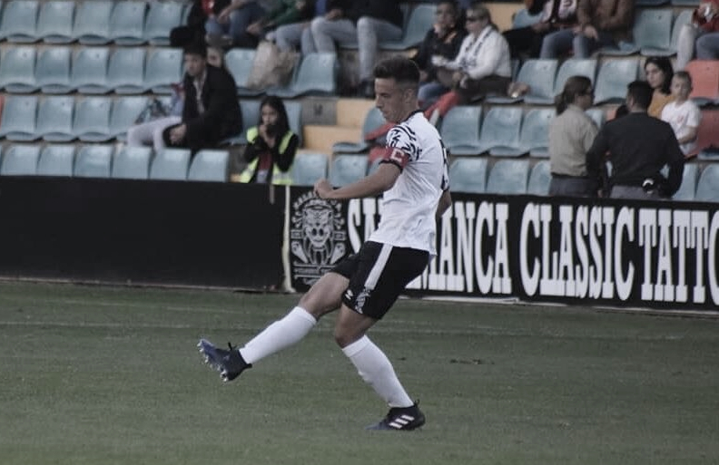 Sergio Estévez firma por la Arandina