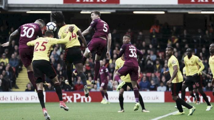 Previa Manchester City - Watford: sin confianzas