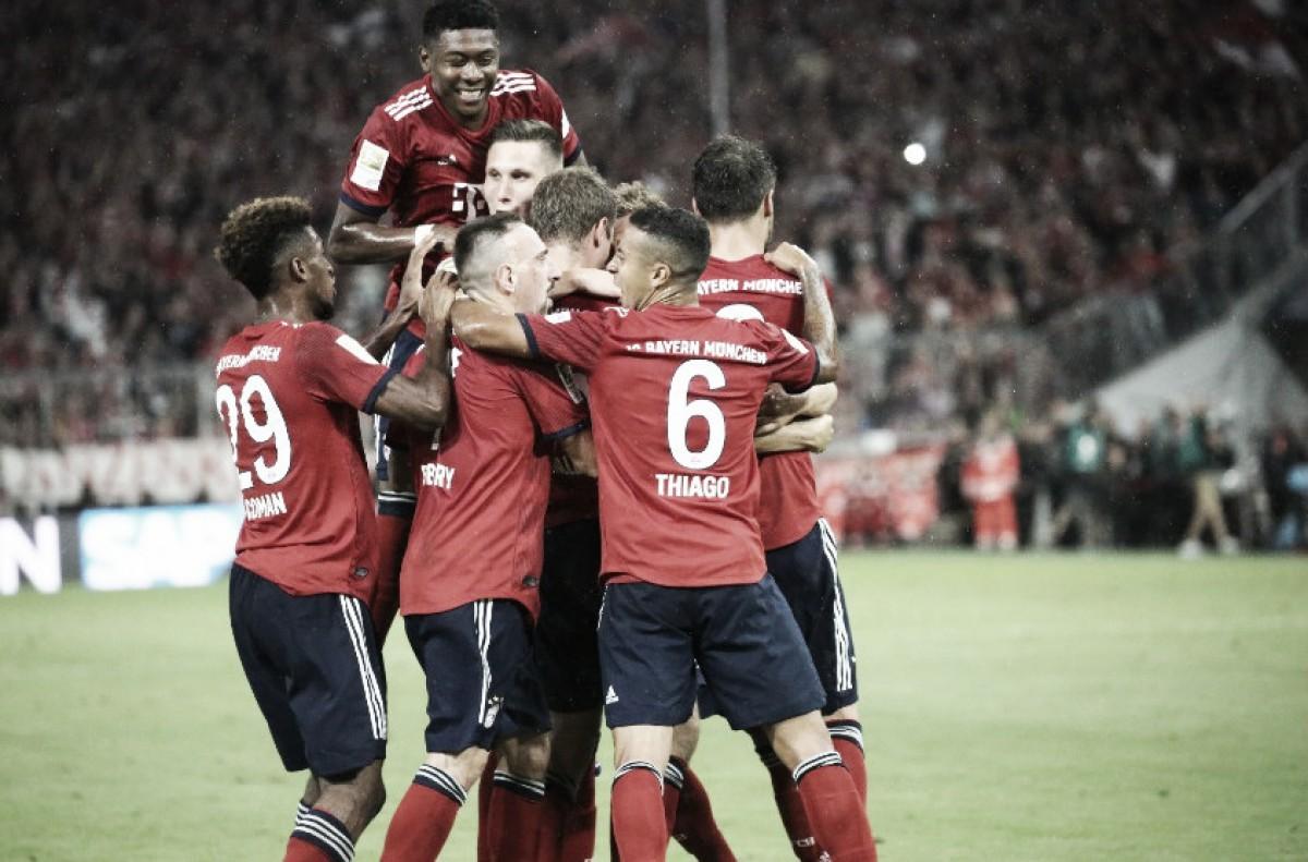 Com participação do VAR, Bayern vence Hoffenheim na estreia da Bundesliga