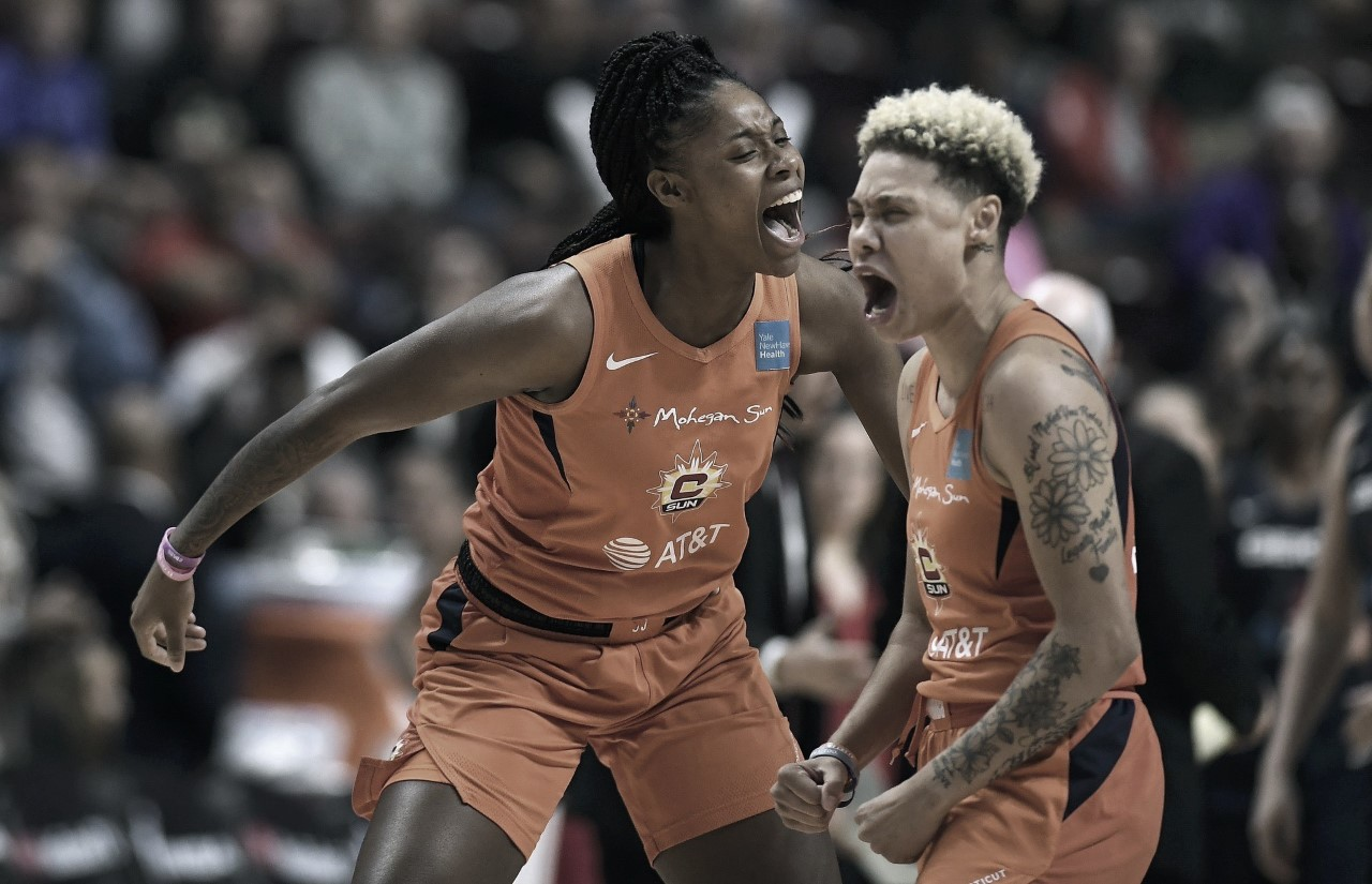 The WNBA moving in the right direction