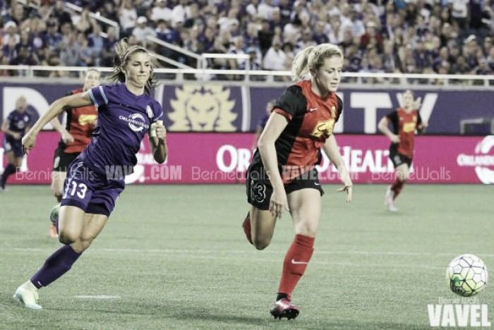 Western New York Flash looks for fourth straight win as they host the Portland Thorns