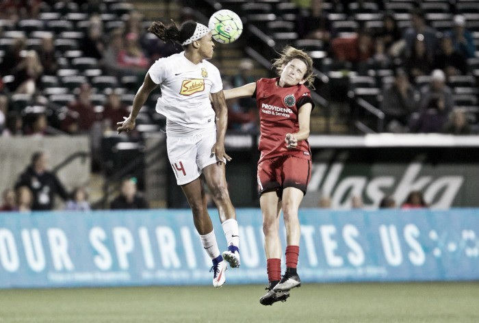 Spirit defeated Red Stars 2-1 in OT, headed to NWSL final