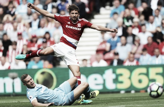 Gastón Ramírez is crucial for Middlesbrough against Sunderland - he must be protected