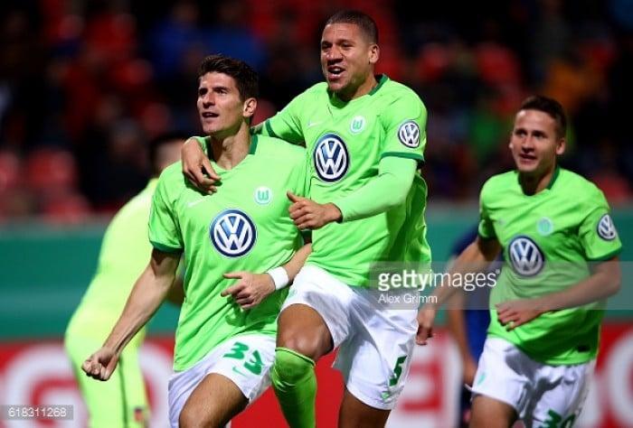 1. FC Heidenheim 0-1 VfL Wolfsburg: Gomez gives Wolves a narrow win