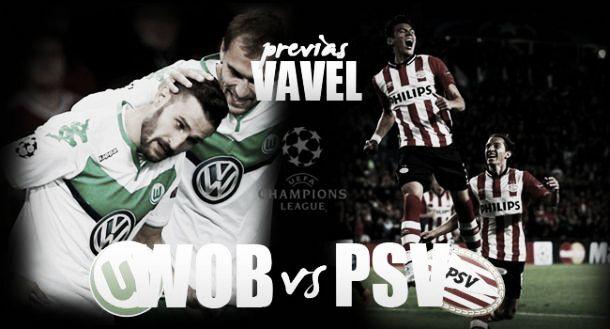 Champions League: Wolsfburg - PSV, per dare una scossa al gruppo B