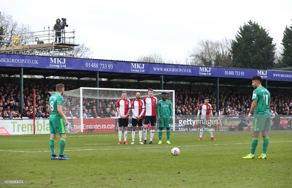 Woking 0-2 Watford: Hornets sail into fourth round of FA Cup