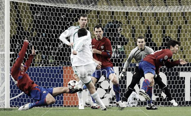 Wolfsburg - CSKA è già sfida decisiva