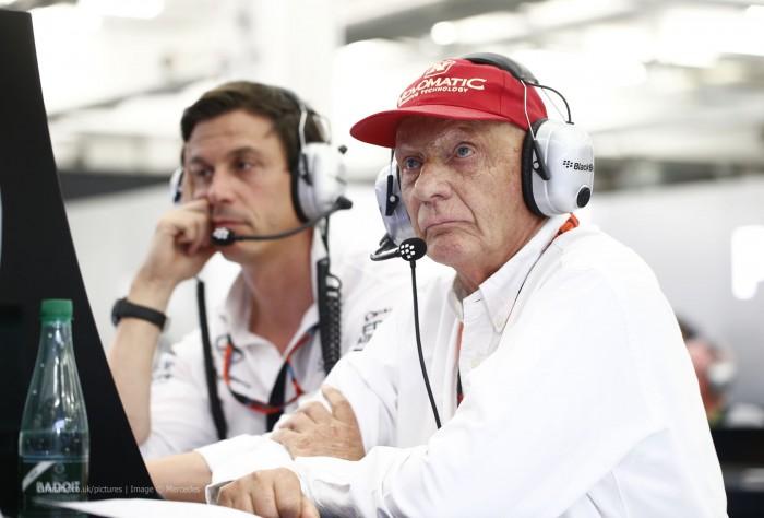 Mercedes, accordo raggiunto con Wolff e Lauda fino al 2020