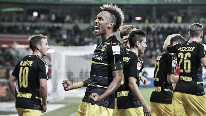 El Borussia Dortmund sigue goleando