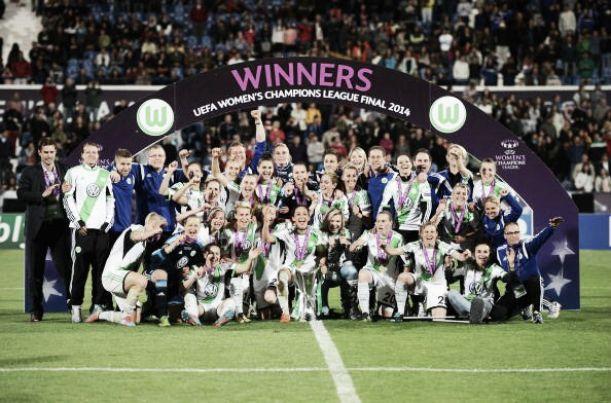 Ligue des Champions: Wolfsburg une fois de plus