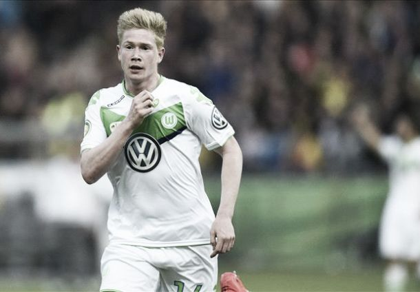 Borussia Dortmund 1-3 VfL Wolfsburg: Klopp's final match ends in defeat in DFB Pokal final