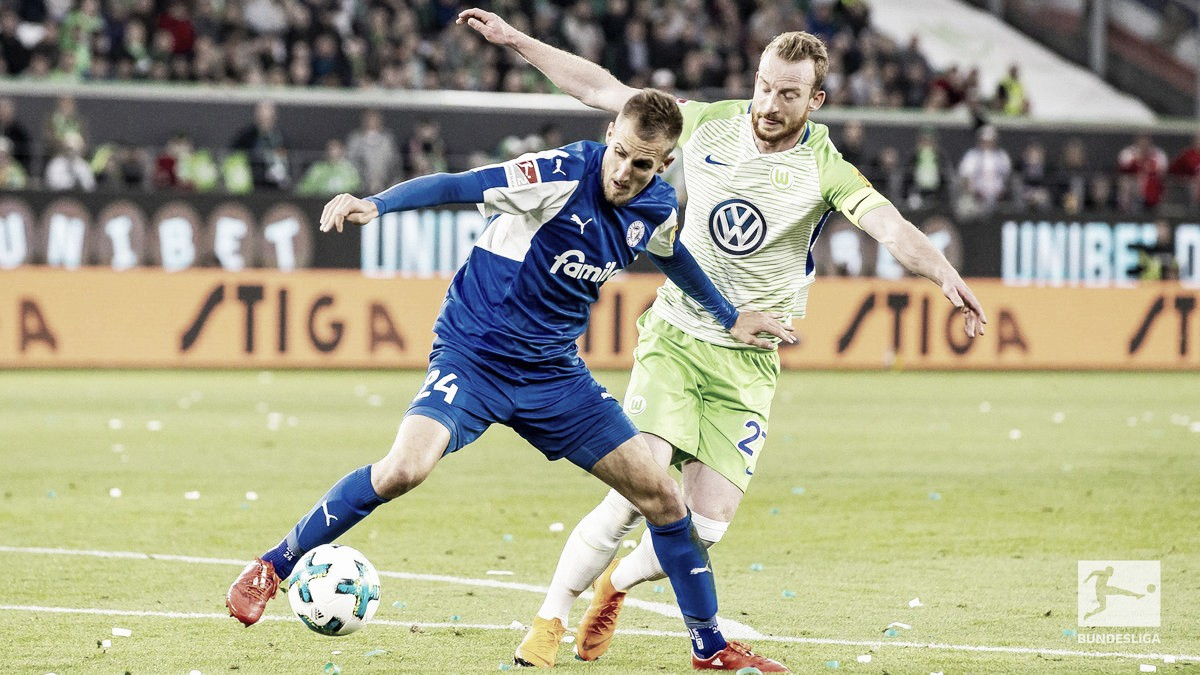 Bundesliga Relegation - Wolfsburg spietato, l'andata contro il Kiel finisce 3-1