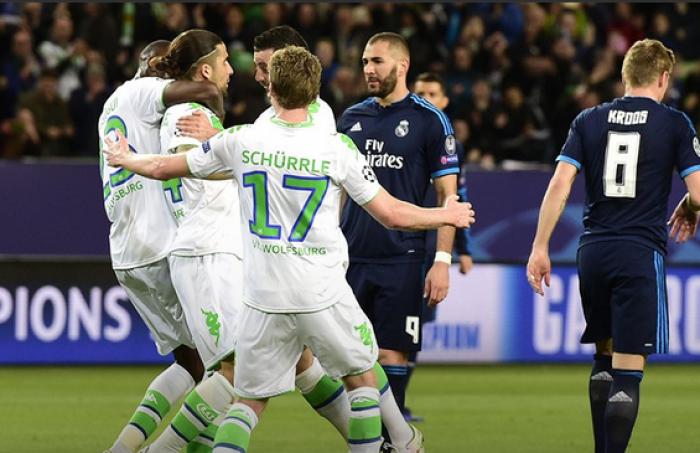 Champions League, Ricardo Rodriguez e Arnold stendono il Real: 2-0 e Wolfsburg in paradiso