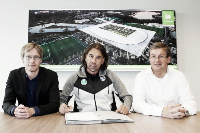 Il Wolfsburg cambia in panchina: via Jonker, arriva Martin Schmidt